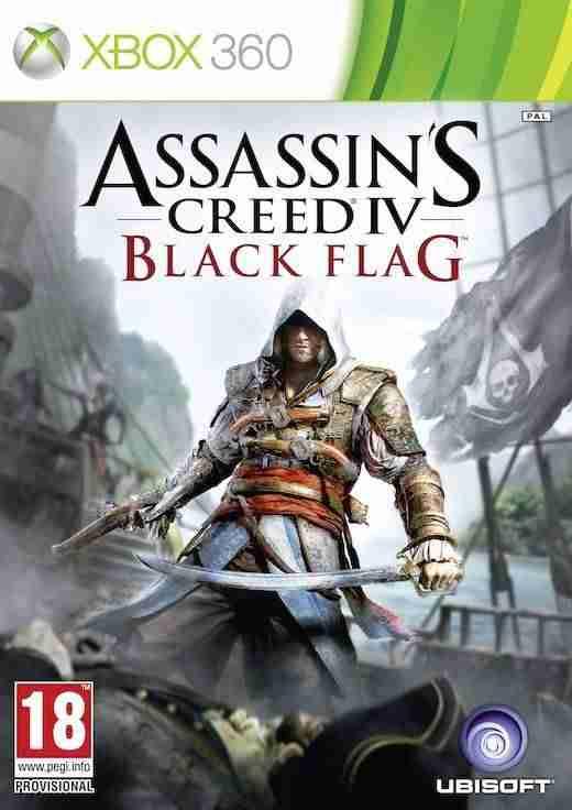 Descargar Assassins Creed IV Black Flag [MULTI][Region Free][2DVDs][XDG3][COMPLEX] por Torrent